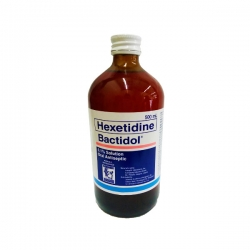 BACTIDOL ORAL ANTISEPTIC 500ML 454.75