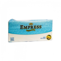 EMPRESS FOLDED 350 1PLY (1633) 123.00