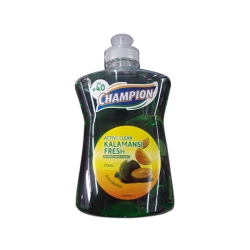 CHAMPION DISHWASHING LIQ POMELO SCENT 275ML