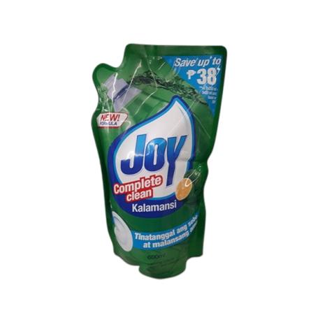 JOY COMPLETE CLEAN KALAMANSI SUP 600ML