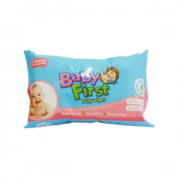 BABY FIRST BABY WIPES 60S 2PKS 103.00