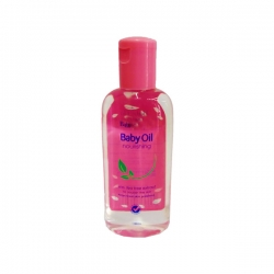 BABYFLO BABY OIL SKIN NOURISHING PINK 100ML 62.00