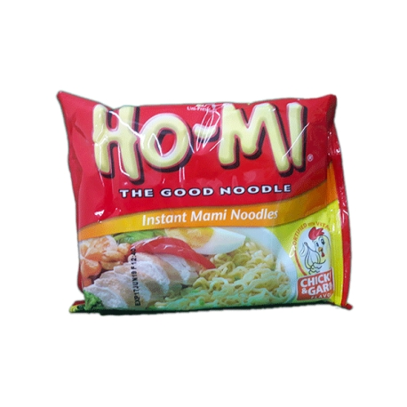 HO-MI INSTANT CHICKEN & GARLIC MAMI NOODLES 55G