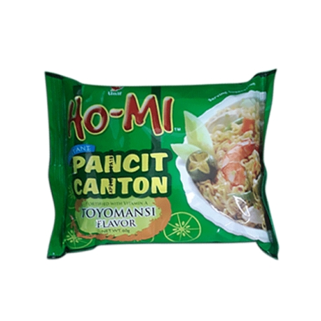 HO-MI PANCIT CANTON TOYOMANSI 65G