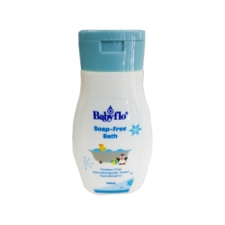 BABYFLO SOAP FREE BATH 100ML 45.25