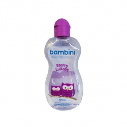 BAMBINI BABY COLOGNE STARRY LULLABY 125ML 55.50