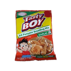 AJINOMOTO TASTY BOY BREADING MIX GARLIC 67G