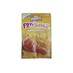 BIG CRUNCH FRY&SHAKE BREADING&CHEESE MIX 15G