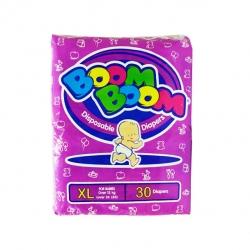 BOOM BOOM DIAPER X-LARGE 30'S