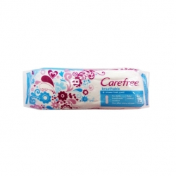 CAREFREE BREATHABLE PANTY LINER 15PCS 23.25
