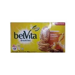 BELVITA BREAKFAST HONEY&CHOCOLATE 80G