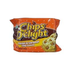 CHIPS DELIGHT CHOCO CHIPS PEANUT CARAMEL 200G