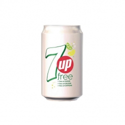 7 UP DIET 330ML