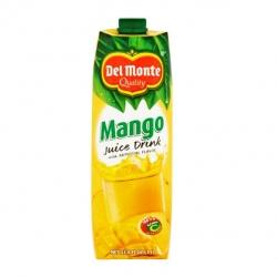DEL MONTE MANGO PEACH JUICE DRINK 1L