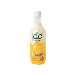 C&C Sparkling Lemon Juice 500ml