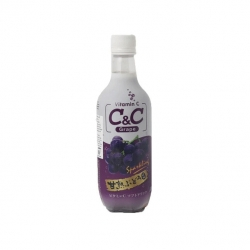 C&C Sparkling Grapes Juice 500ml