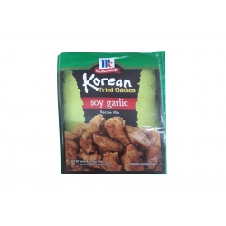 KOREAN FRIED CHICKEN SOY GARLIC RECIPE MIX