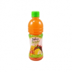 TROPICANA TWISTER TROPICAL FRUIT BURST 355ML