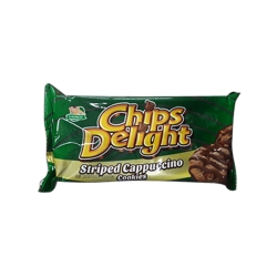 CHIPS DELIGHT STRIPED CAPPUCCINO 70G