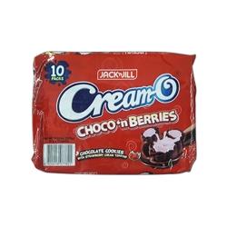 CREAM O CHOCO N BERRIES 10SX27G