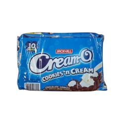 CREAM O COOKIES N CREAM 10X27G
