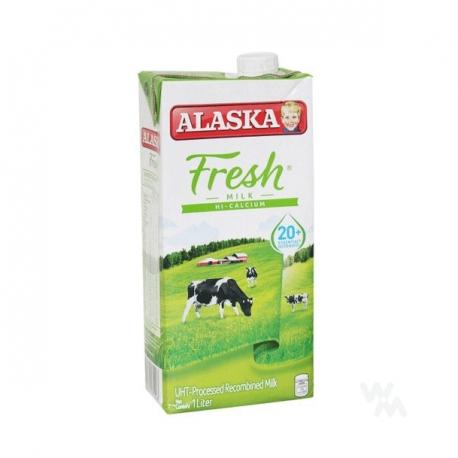 ALASKA FRESH MILK 1L