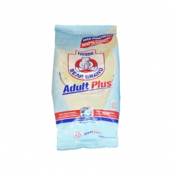 BEAR BRAND ADULT PLUS MILK 180G 79.50