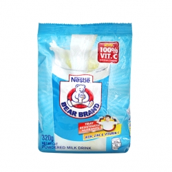 BEAR BRAND POWDERED MILK FORTIFIED 320G