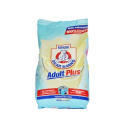 BEAR BRAND ADULT PLUS 1KG 375.50