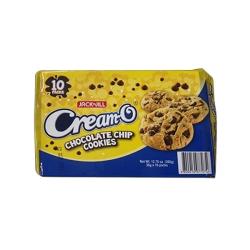 CREAM-O CHOCOLATE CHIP COOKIES 36GX10