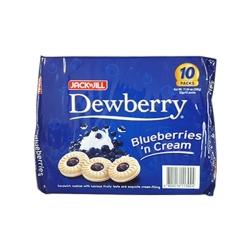 DEWBERRY BLUEBERRIES N' CREAM 11.64 OZ(330G)