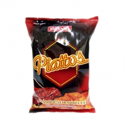 Piattos Roadhouse BBQ 85G