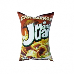 Chicharon ni Mang Juan Espesyal Suka't Sili 90G 14.50