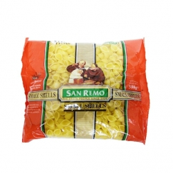 SAN REMO SMALL SHELL 500G