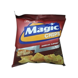 MAGIC CHIPS BBQ FLAVOR CRACKER 30G