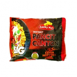 LUCKY ME INSTANT PANCIT CANTON HOT CHILI 80G
