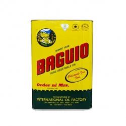 BAGUIO REFINED EDIBLE OIL 16KG 1400.00