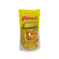 BIMOLI VEGETABLE COOKING OIL OMEGA 9 POUCH 1L 85.00