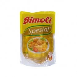 BIMOLI VEG. COOKING OIL OMEGA 9 POUCH 2L