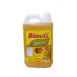 BIMOLI SPESIAL COOKING OIL 5L 398.00