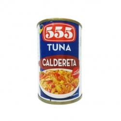555 TUNA CALDERETA 155G 22.50