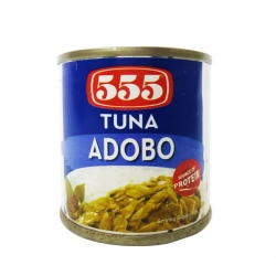 555 TUNA ADOBO 110G 17.25