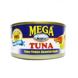 MEGA TUNA FLAKES IN SPANISH 180G