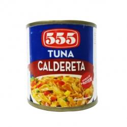555 TUNA CALDERETA 110G 17.25