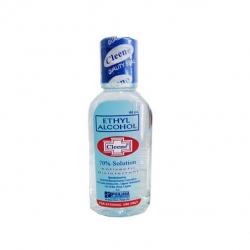 CLEENE ETHYL ALCOHOL 70% 60ML