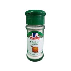 MC CORMICK ONION POWDER 37G