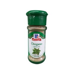 MC CORMICK OREGANO GROUND 23G