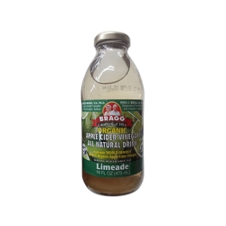 BRAGG APPLE CIDER LIMEADE 16OZ 473ML