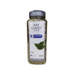 MCCORMICK BAY LEAVES WHOLE 80G 4806510070740