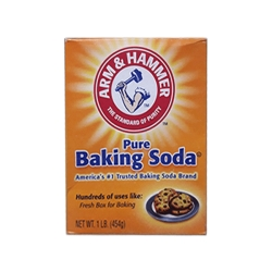 ARM & HAMMER PURE BAKING SODA 454G 16 OZ